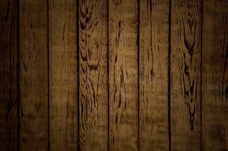 Textura de madeira vertical de Brown imagens de stock royalty free