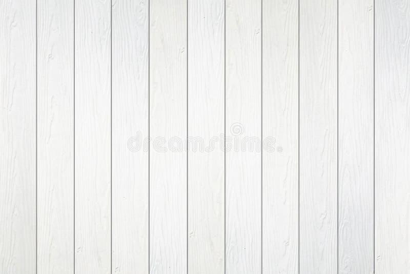 Textura de madera blanca de la pared fotos de archivo libres de regalías