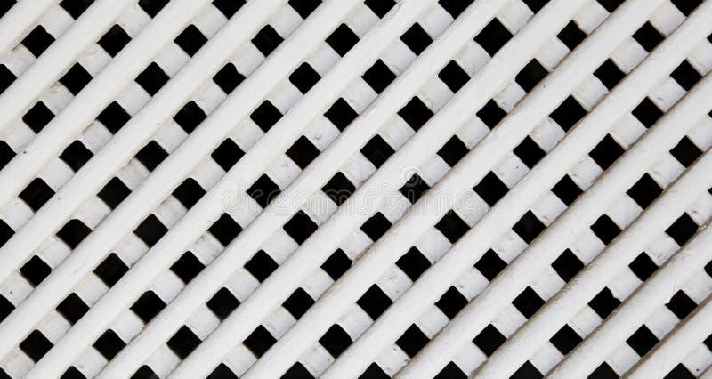 Textura de madera blanca del cedazo imagen de archivo libre de regalías