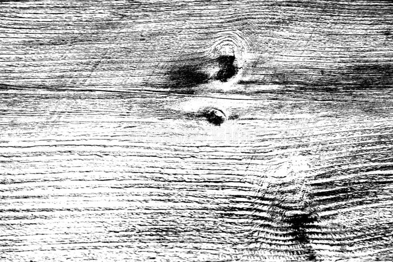 Textura de madera blanco y negro del alto contraste imagenes de archivo