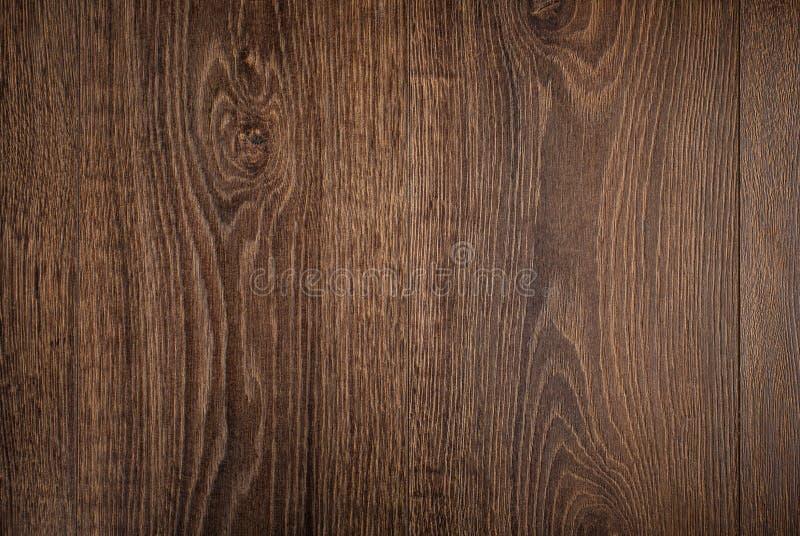 Textura de madera de Brown fotos de archivo libres de regalías