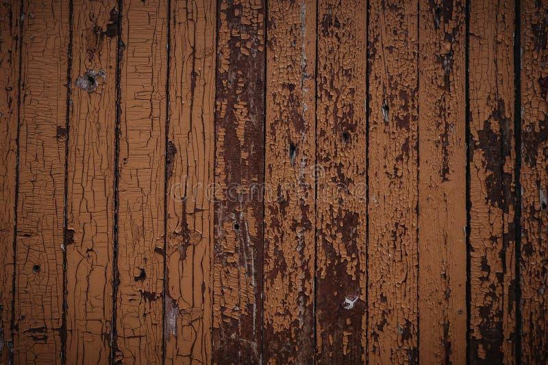 Textura de madera de Brown, fondo abstracto de madera ligero imágenes de archivo libres de regalías