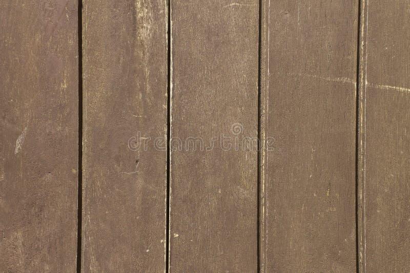 Textura de madera de Brown, modelo, madera vieja imagenes de archivo