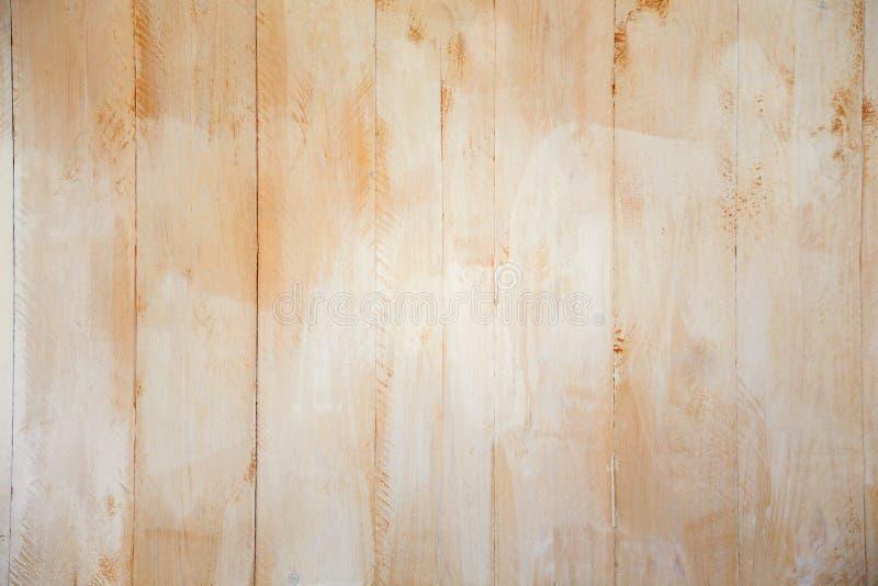 Textura de madera de Brown, tablones de madera rústicos como fondo foto de archivo libre de regalías