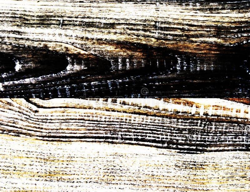 Textura de madera coloreada del alto contraste imágenes de archivo libres de regalías