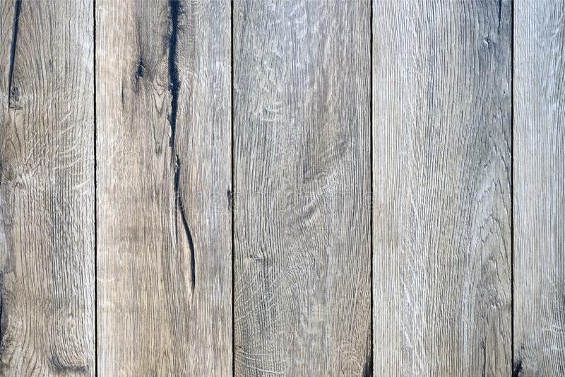 Textura de madera con el fondo natural del modelo Tablero de piso Fondo de madera Roble blanqueado imágenes de archivo libres de regalías