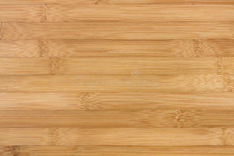Textura de madera de bambú del fondo imagen de archivo libre de regalías