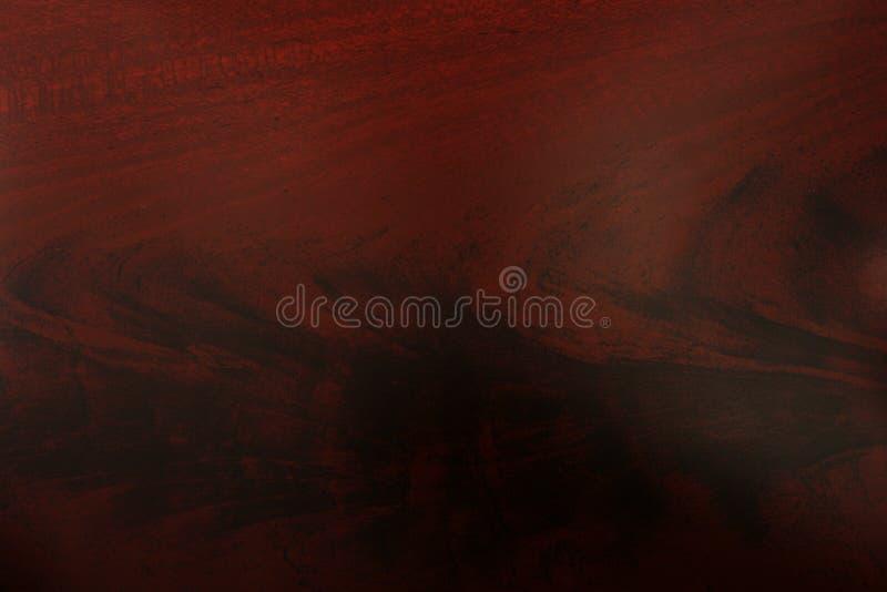 Textura de madera de caoba del grano foto de archivo libre de regalías