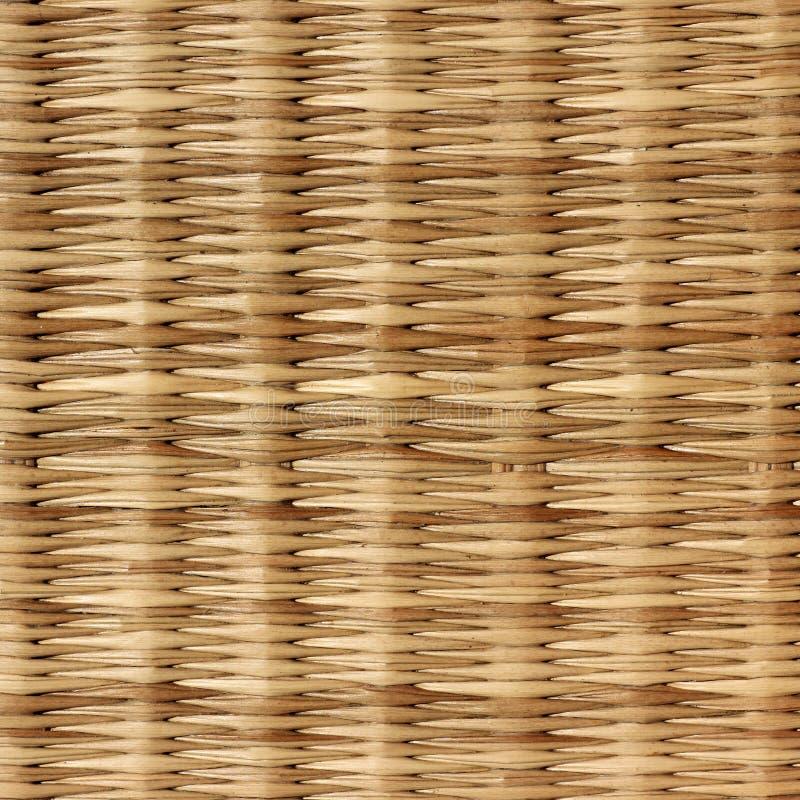 Textura de madera de la cesta fotos de archivo libres de regalías