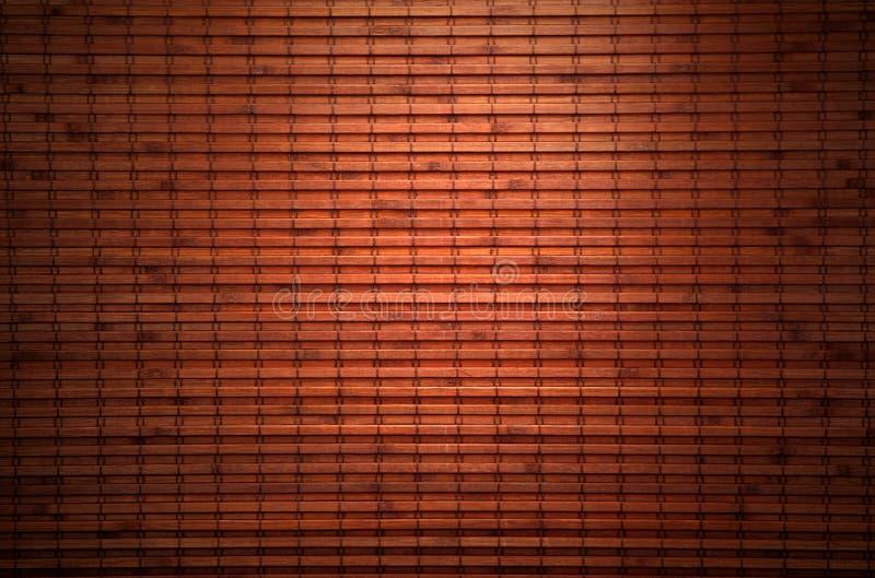 Textura de madera de la cortina imagenes de archivo
