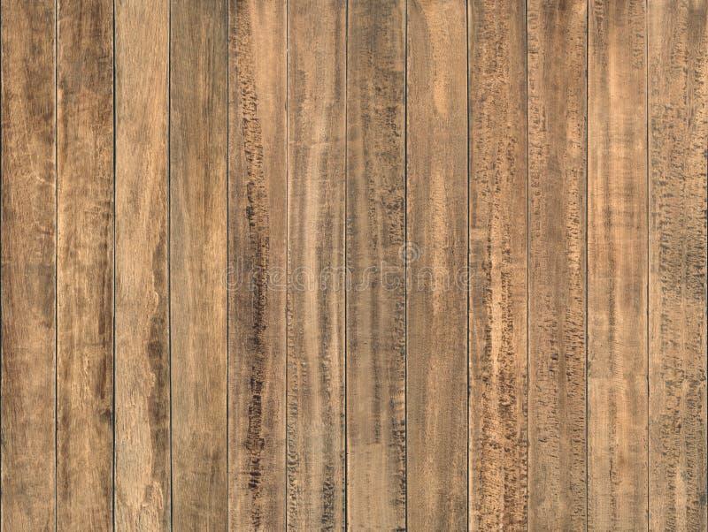 textura de madera de la tabla de Brown de la visión superior Fondo abstracto, te vacío fotos de archivo libres de regalías