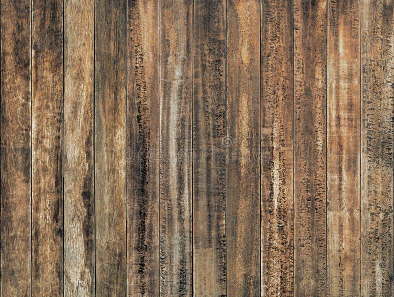 textura de madera de la tabla de Brown de la visión superior Fondo abstracto, te vacío fotografía de archivo libre de regalías