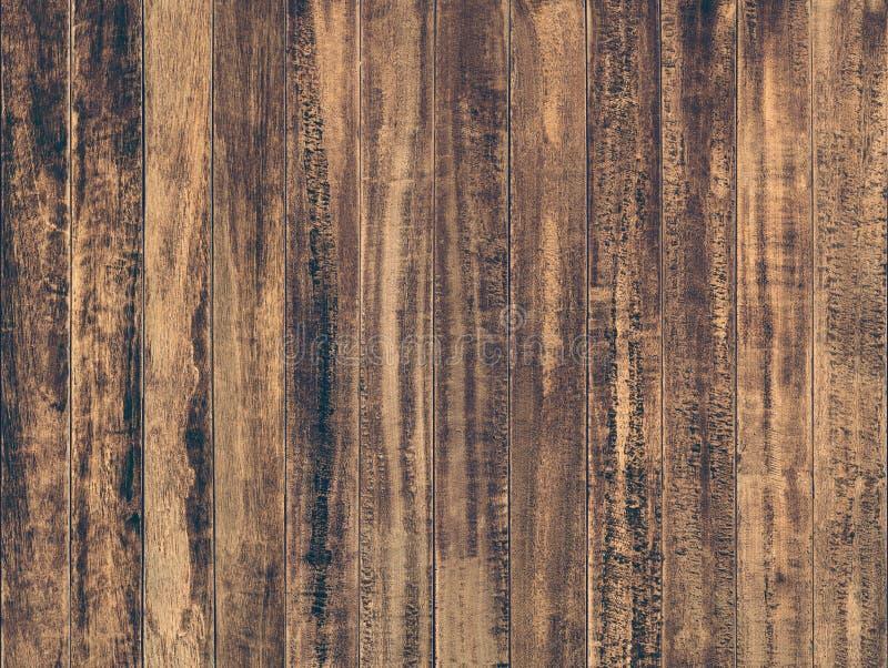 textura de madera de la tabla de Brown de la visión superior Fondo abstracto, te vacío imagen de archivo