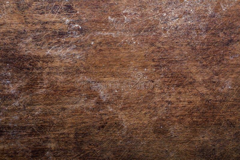 Textura de madera de la tabla de cortar imagen de archivo libre de regalías