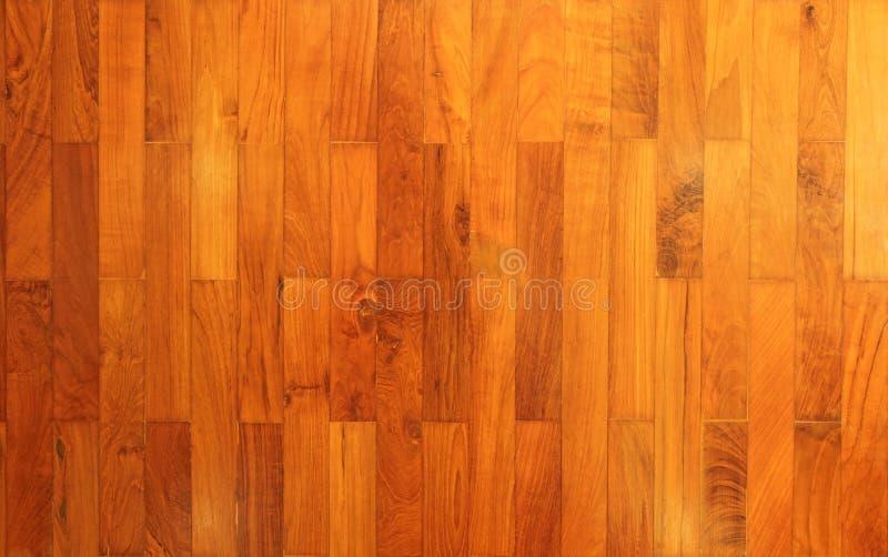 Textura de madera de la teca imágenes de archivo libres de regalías