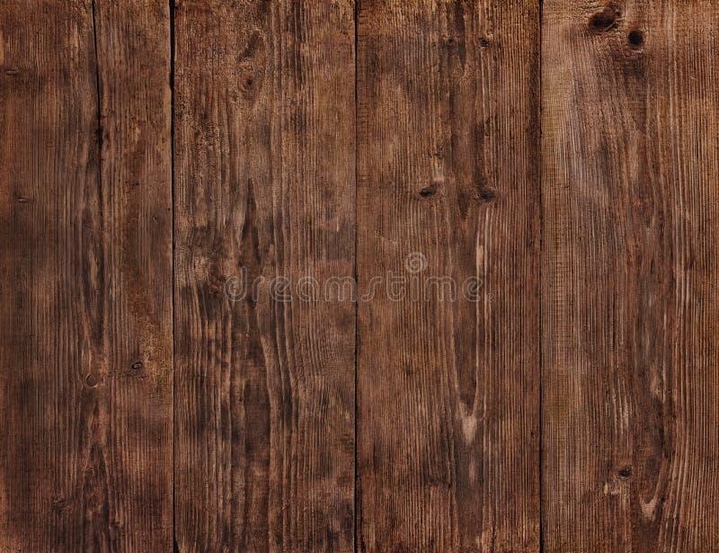 Textura de madera de los tablones, fondo de madera, pared del piso de Brown imagenes de archivo