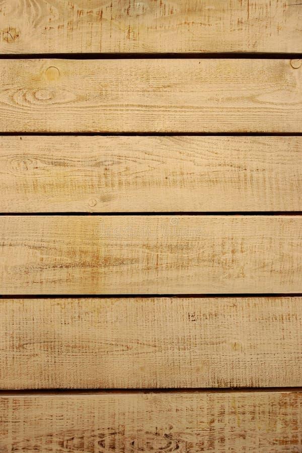 Textura de madera de Peneling del viejo tablero rústico amarillo blanco del granero fotografía de archivo