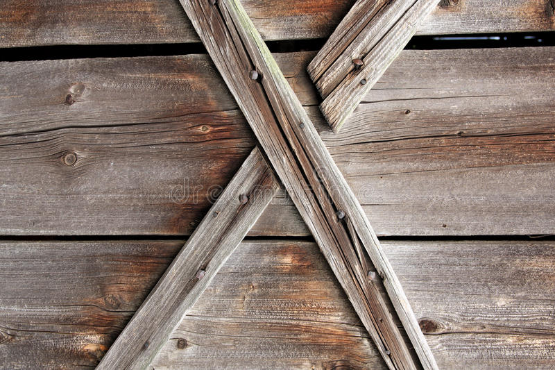 Textura de madera de X fotografía de archivo libre de regalías