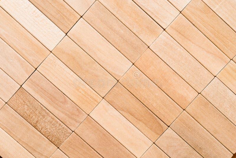 Textura de madera del bloque imágenes de archivo libres de regalías