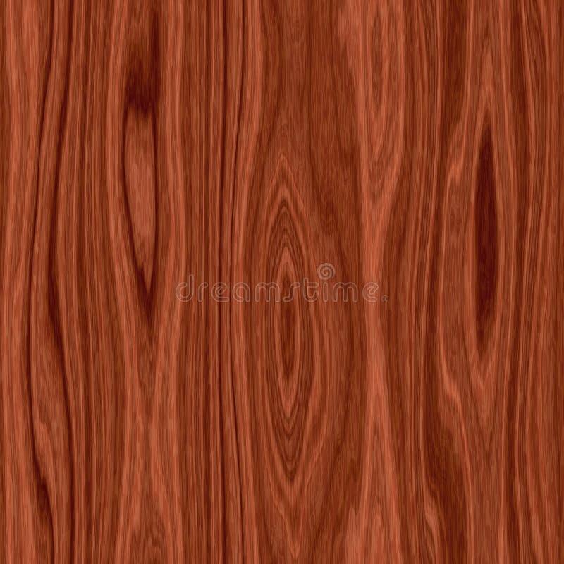 Textura de madera del fondo del grano ilustración del vector