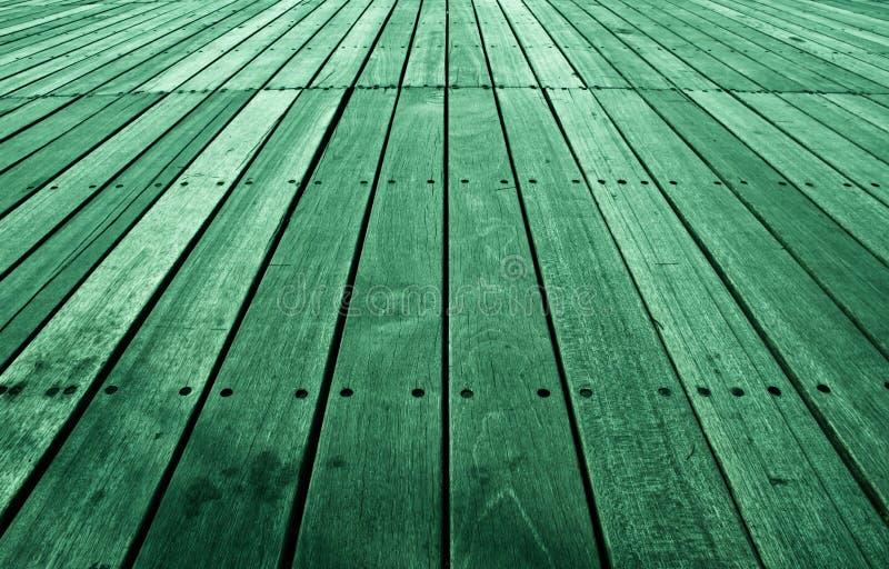 Textura de madera del fondo del piso del granero viejo fotografía de archivo libre de regalías