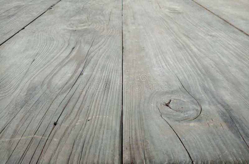 Textura de madera del fondo del piso del vintage color sombreado foto de archivo libre de regalías