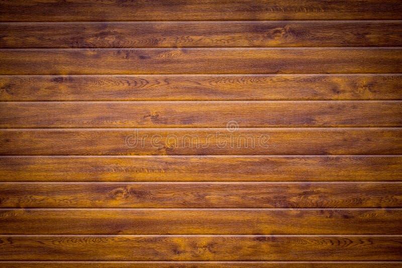 Textura de madera del fondo/tablones de madera Con el espacio de la copia imagenes de archivo
