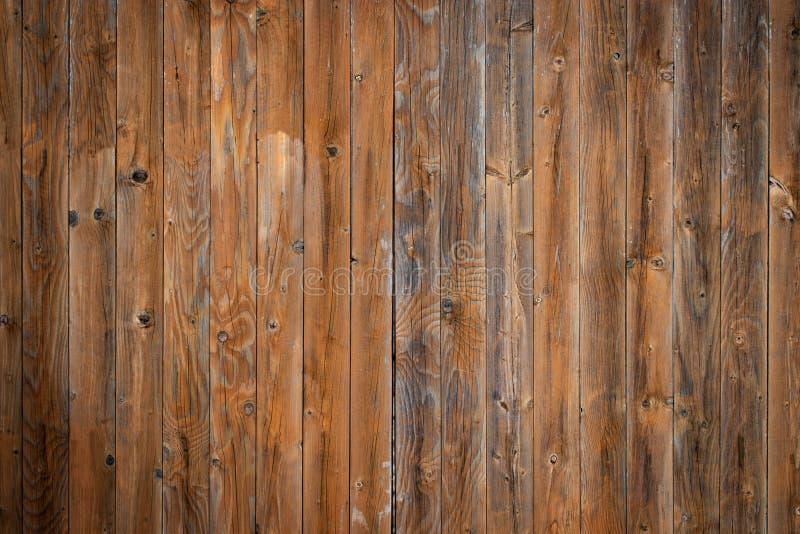 Textura de madera del fondo/tablones de madera Con el espacio de la copia imágenes de archivo libres de regalías