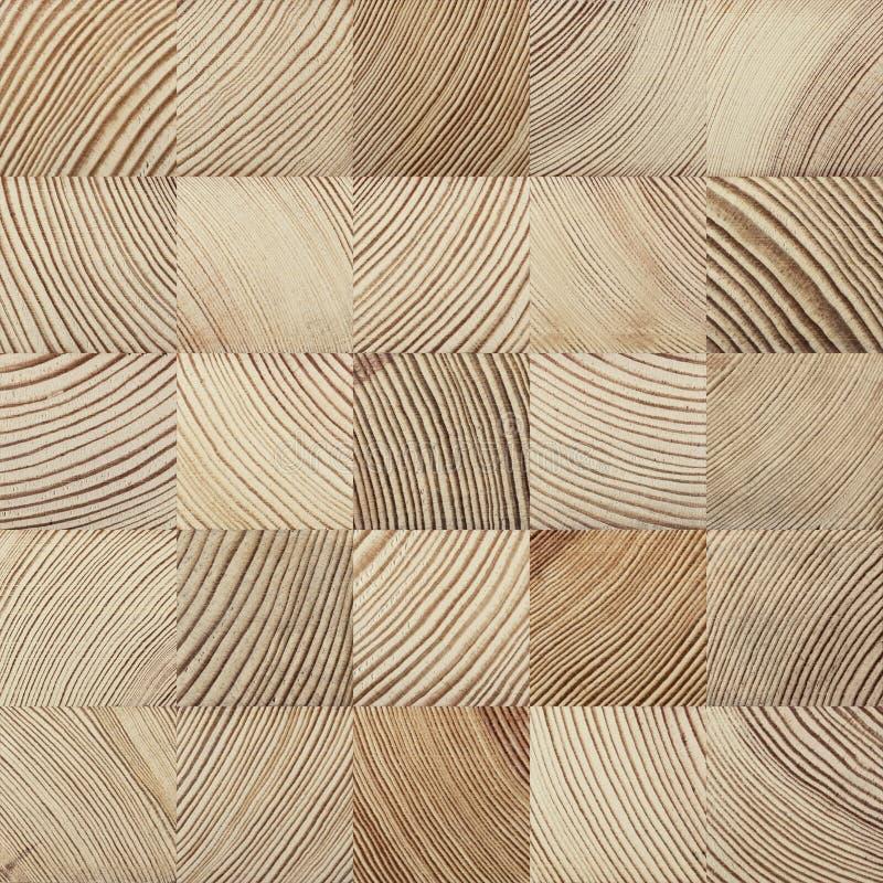 Textura de madera del grano del extremo fotografía de archivo libre de regalías
