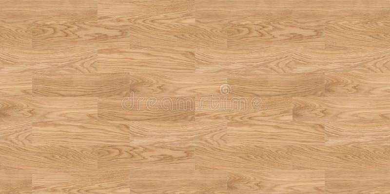 Textura de madera del suelo stock de ilustración