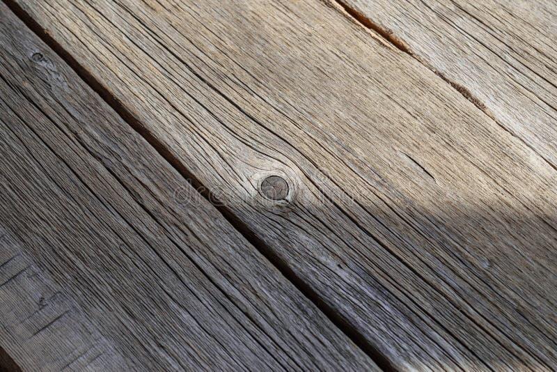 Textura de madera del viejo rustick para el fondo fotografía de archivo