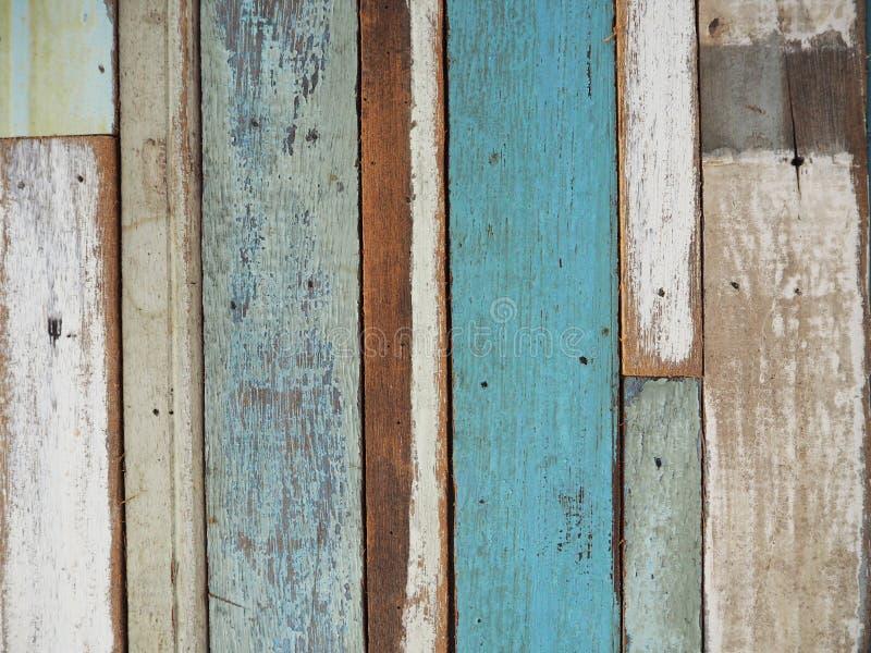 Textura de madera del vintage foto de archivo libre de regalías