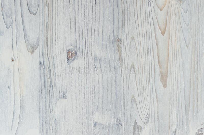 Textura de madera del vintage azul claro de la mezclilla Visión superior, tablero de madera imágenes de archivo libres de regalías