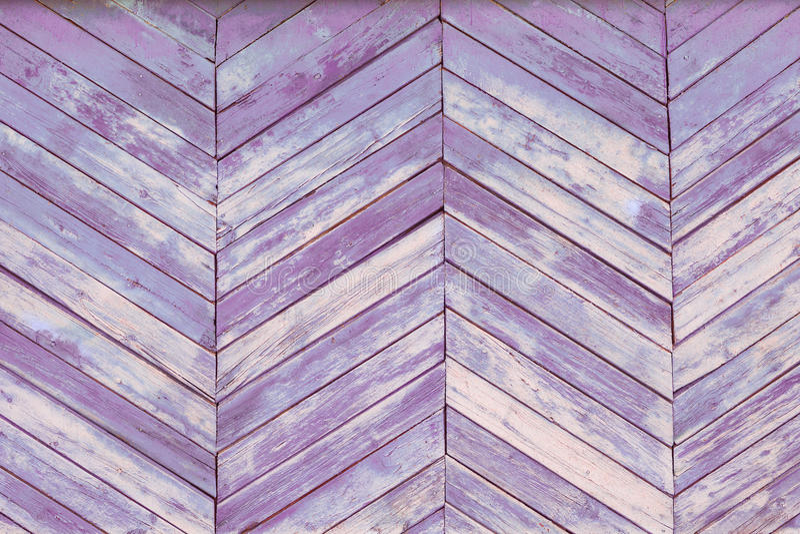 Textura de madera El fondo rosado viejo palidece los paneles rasguñados imagen de archivo libre de regalías