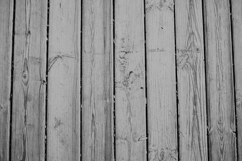 Textura de madera, fondo de madera blanco, vintage Grey Timber Plank Wall fotos de archivo libres de regalías
