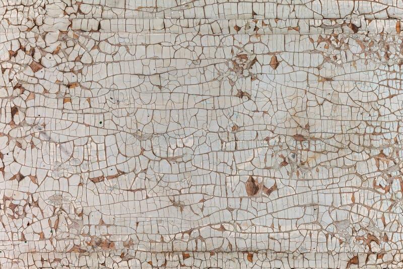 Textura de madera, fondo, colorido, grietas en la pintura, vintage, pared, abstracta imágenes de archivo libres de regalías