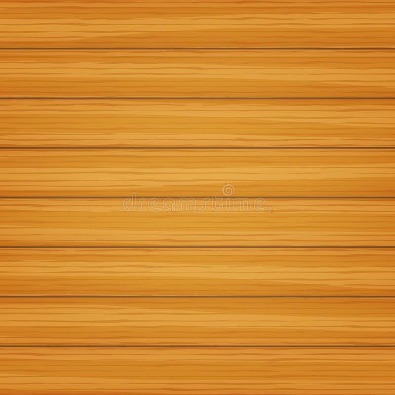 Textura de madera Frontera repetida Ilustraci?n com?n del vector stock de ilustración