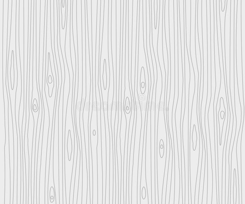Textura de madera Ilustración del vector Texto del espacio ilustración del vector
