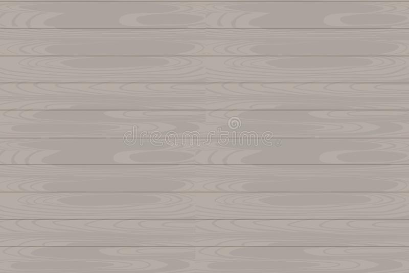 Textura de madera inconsútil horizontal del vector EPS libre illustration