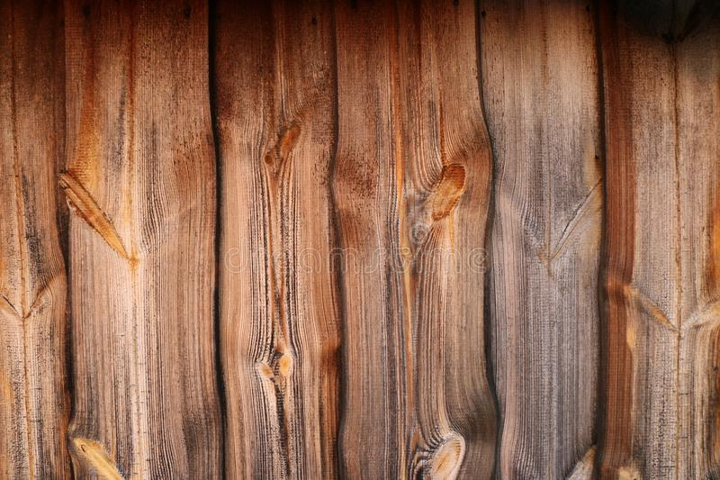 Textura de madera La guarnición sube a la pared fotos de archivo libres de regalías