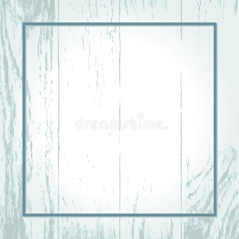 Textura de madera ligera stock de ilustración