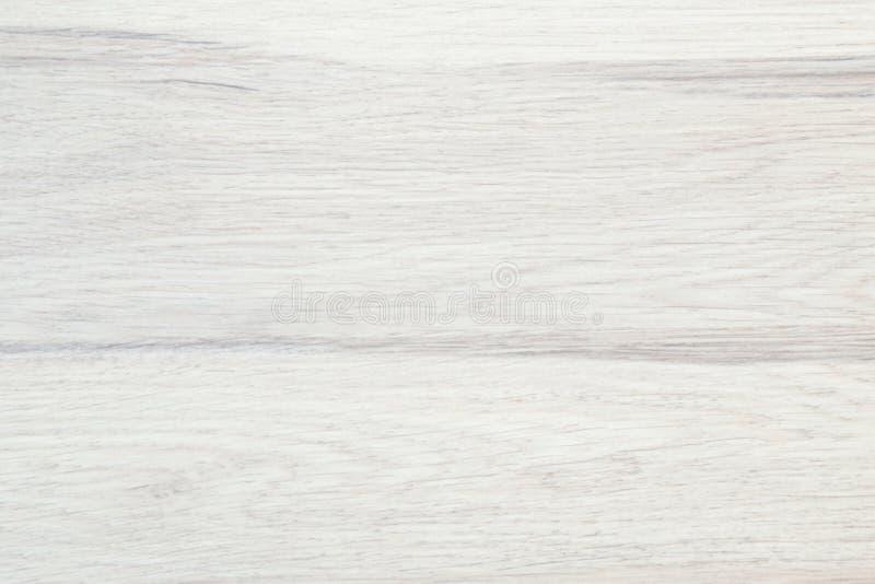 Textura de madera ligera blanca con el fondo natural del modelo para el diseño y la decoración fotografía de archivo