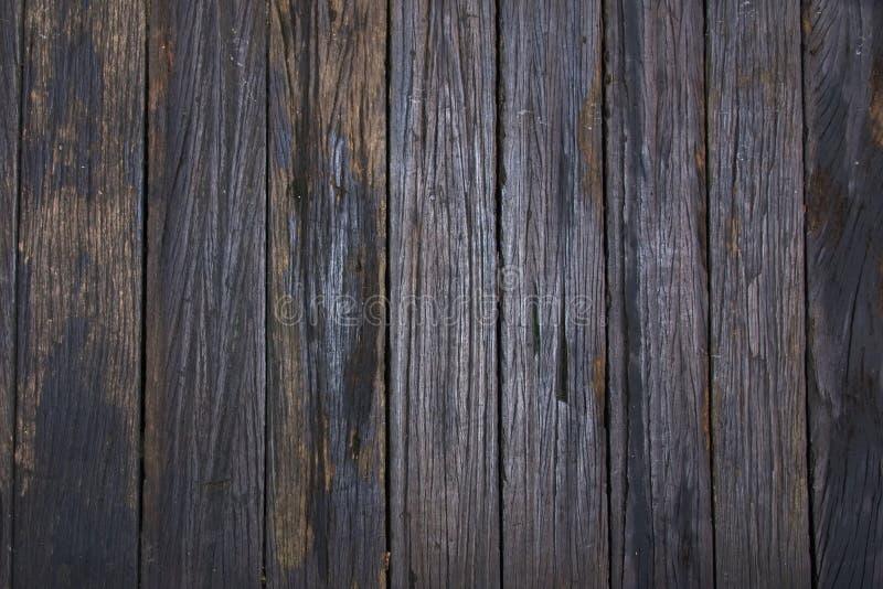 Textura de madera los paneles viejos del fondo foto de archivo libre de regalías