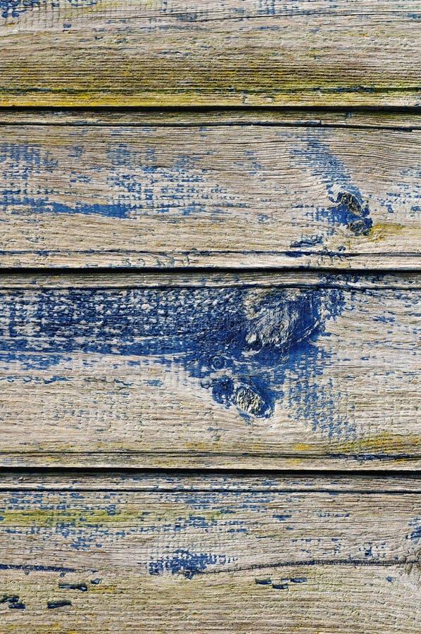 Textura de madera manchada vintage del fondo de la pared imágenes de archivo libres de regalías