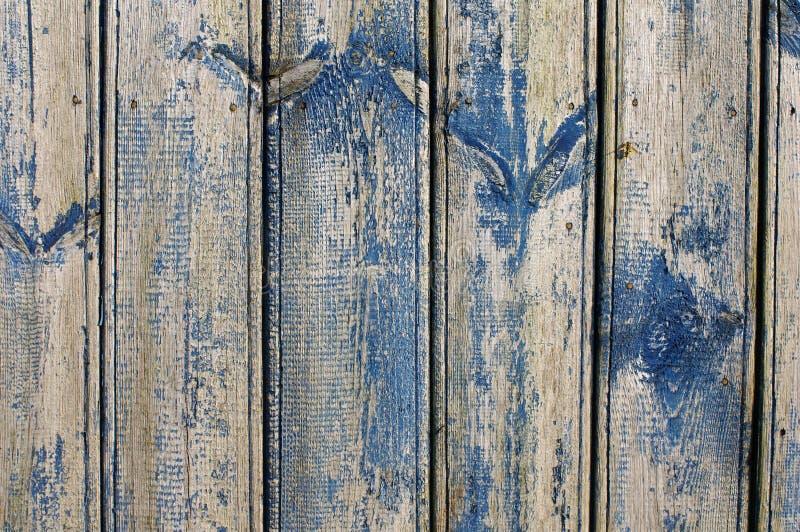 Textura de madera manchada vintage del fondo de la pared fotografía de archivo
