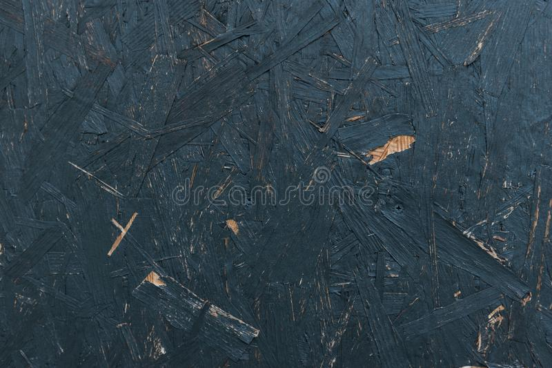 Textura de madera, modelo, fondo azul marino fotos de archivo libres de regalías