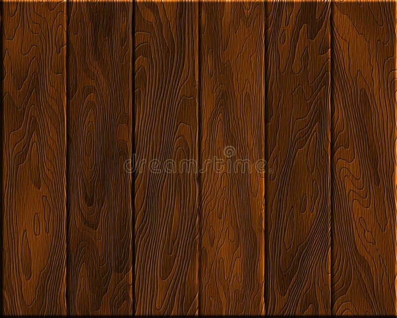 Textura de madera natural libre illustration