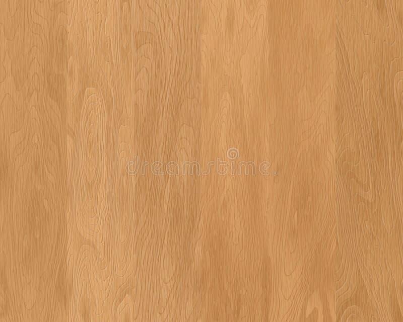 Textura de madera natural ilustración del vector