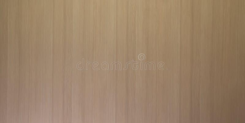 Textura de madera natural beige ligera del fondo del panel foto de archivo libre de regalías