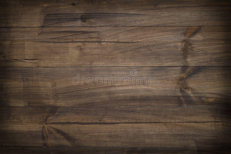 Textura de madera natural de Brown imagen de archivo libre de regalías